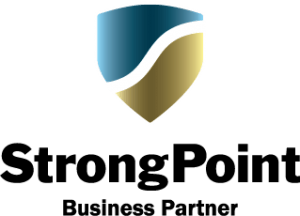 strong point business partner logo